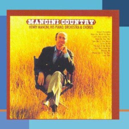 Henry Mancini - Mancini Country -