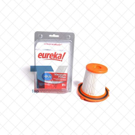 Compact Filter Case - Eureka 955A Compact Canister Style DCF24 Vacuum Cleaner Hepa Filter // 68950