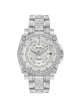 Bulova Women's Precsionist Diamond Watch