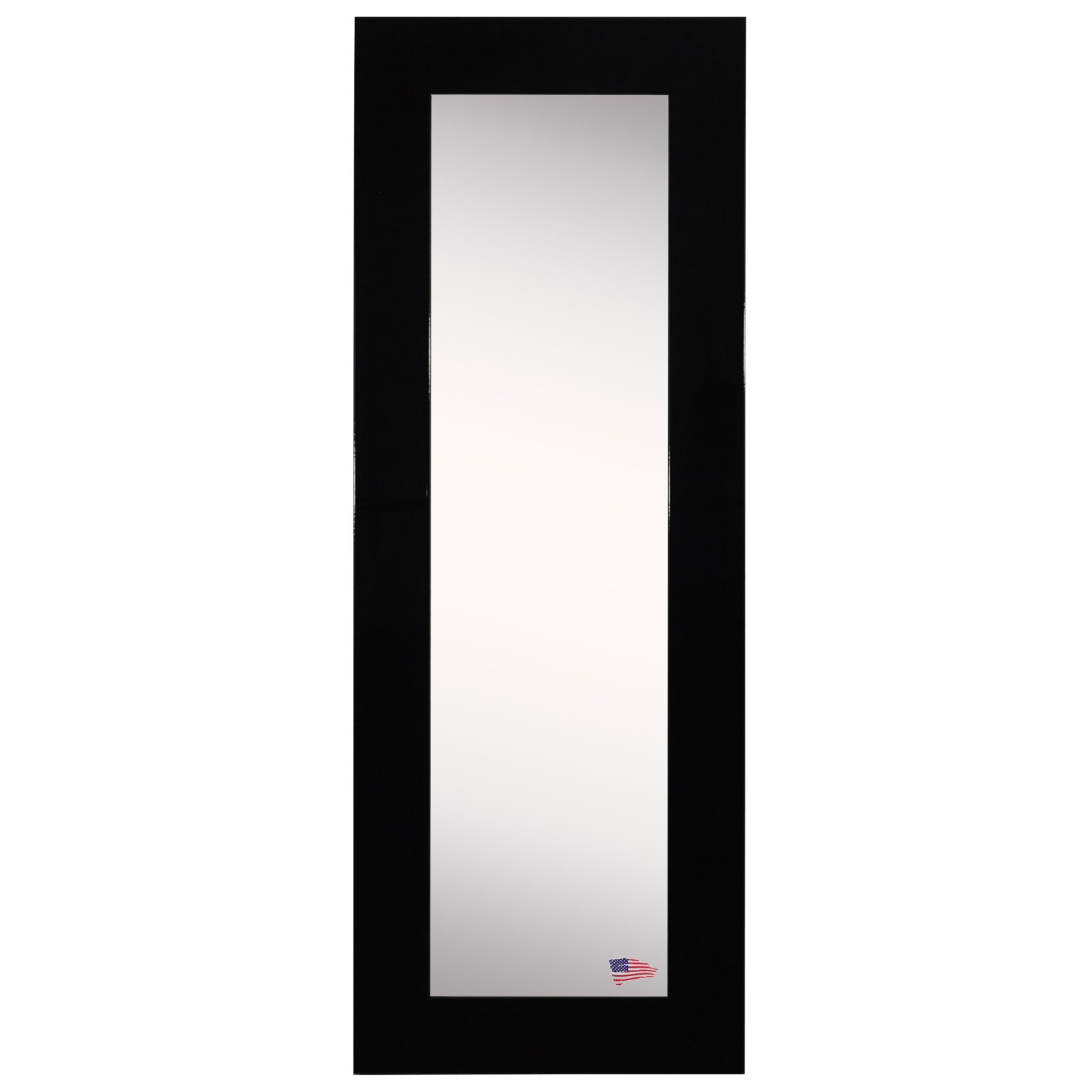 Rayne Mirrors Delta Slender Body Bathroom Vanity Mirror by Overstock