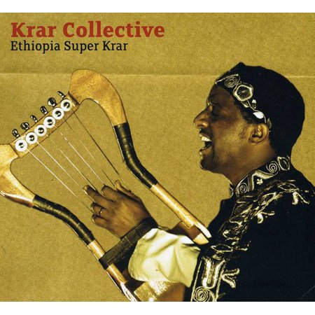 Ethiopia Super Krar [Digipak] (Digi-Pak)