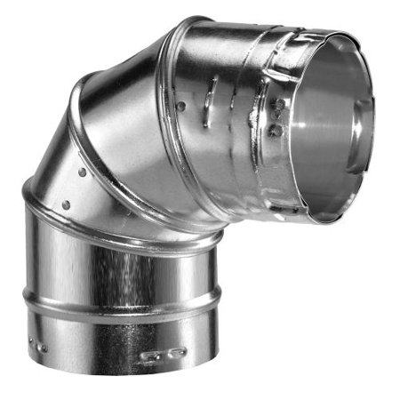 Double Wall Vent Pipe - DuraVent 8GVL90 8