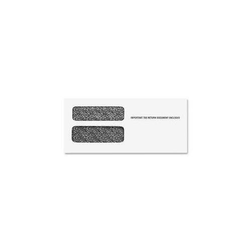 Double Window Envelopes F/1099 Form, 9x5-5/8, 500/CT - Walmart.com