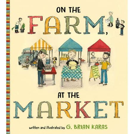 On the Farm, At the Market - eBook (Market Farm)