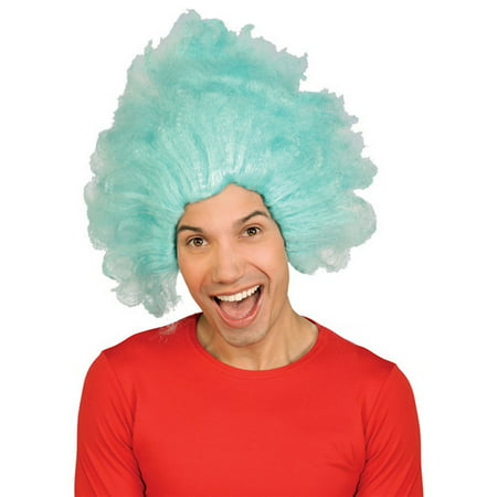 Thing 1 and 2 Wig Adult Costume Accessory