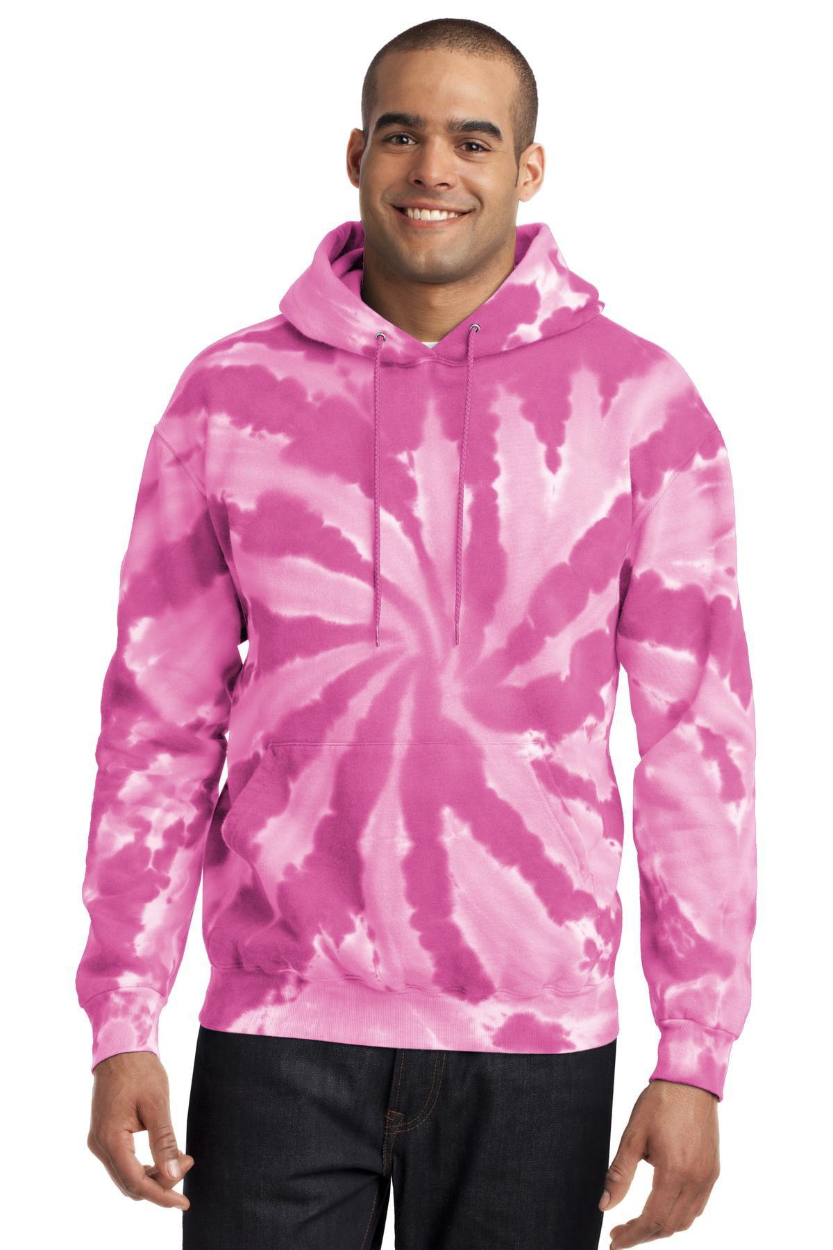 PC90H Purple/_XL Port /& Company Pullover Hooded Sweatshirt