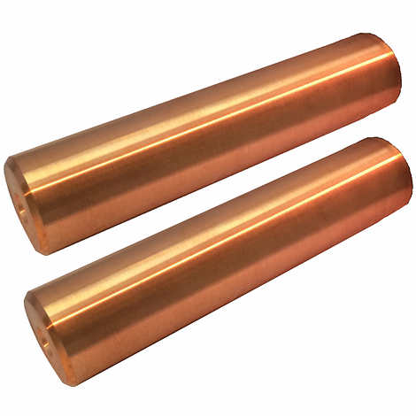 Chlorine-Free Sun Shock Replacement Copper Anode 2-pack