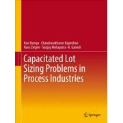 Capacitated Lot Sizing Problems in Process Industries (Hardcover)