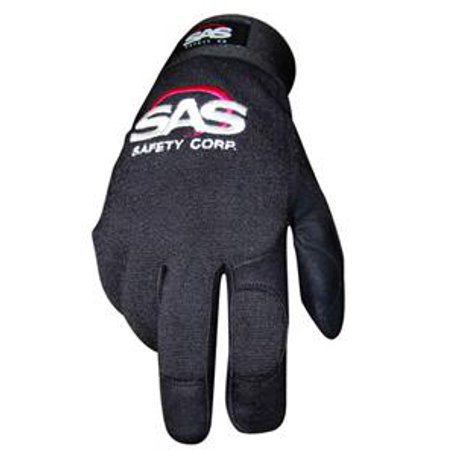 S A S  SAFETY CORP MECHANIC TOOL GLOVES-XXL (1 PAIR)