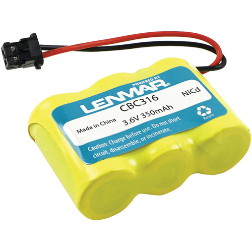 Lenmar CBC316 Panasonic, Sony, Toshiba and Uniden Replacement Battery