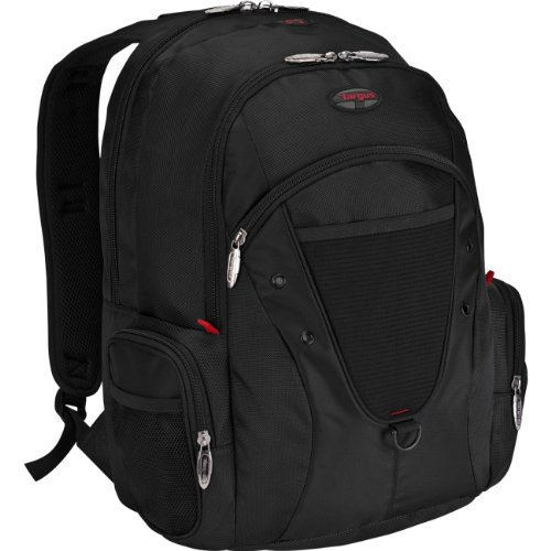 Targus Expedition Backpack for 16-Inch Laptops (TSB229US) by Targus