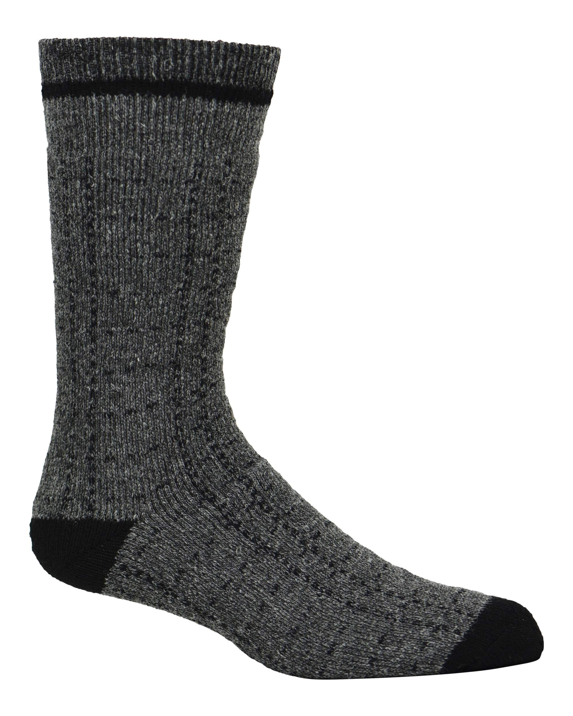 Men's Kodiak Thermal Wool Socks 2-Pack