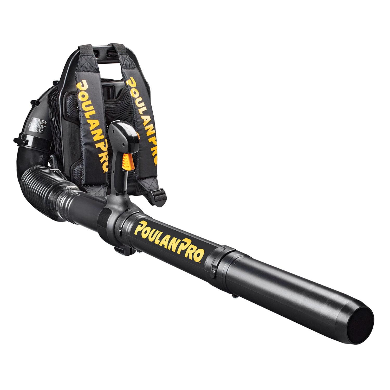 Poulan Pro 46cc Gas Backpack Leaf Blower | PR46BT-BRC (Certified Refurbished)