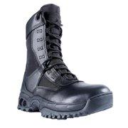 Ridge Outdoors Men's Ghost with Zipper Steel Toe Boots 6.0