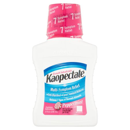 Kaopectate Multi-Symptom Relief Liquid, Peppermint 8 fl oz