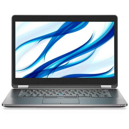 Refurbished Dell Latitude E7270 2 4GHz i5 8GB 256SSD Windows 10 Pro 64  Laptop B Camera