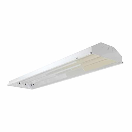 Four Bros Lighting HB4-T5 4 Lamp - F54T5HO T5 High Output - 4 ft. Fluorescent High Bay - - T5 High Bay Lighting