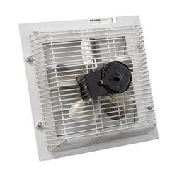 Schaefer 31267 Shutter-Style Exhaust Fan 12 inch, Model No. SFT-1200 by