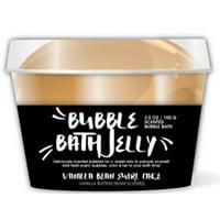 My Beauty Spot Vanilla Bean Swirl Cake Bubble Bath Jelly