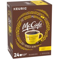 McCafe Breakfast Blend Coffee K-Cup Pods, Caffeinated, 24 ct - 8.3 oz Box