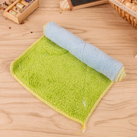 Fine Fiber Double-sided Water-absorbing Lint-free Rag - image 1 of 3
