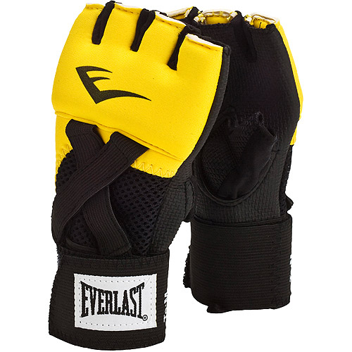 Everlast Hand Wraps, Yellow