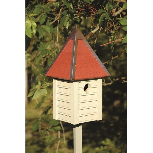 Heartwood Gatehouse 15 in x 7 in x 7 in Nuthatch House