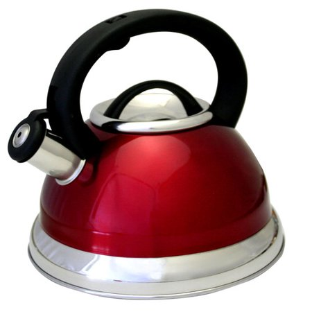 Prime Pacific 3 Qt. Whistling Tea Kettle