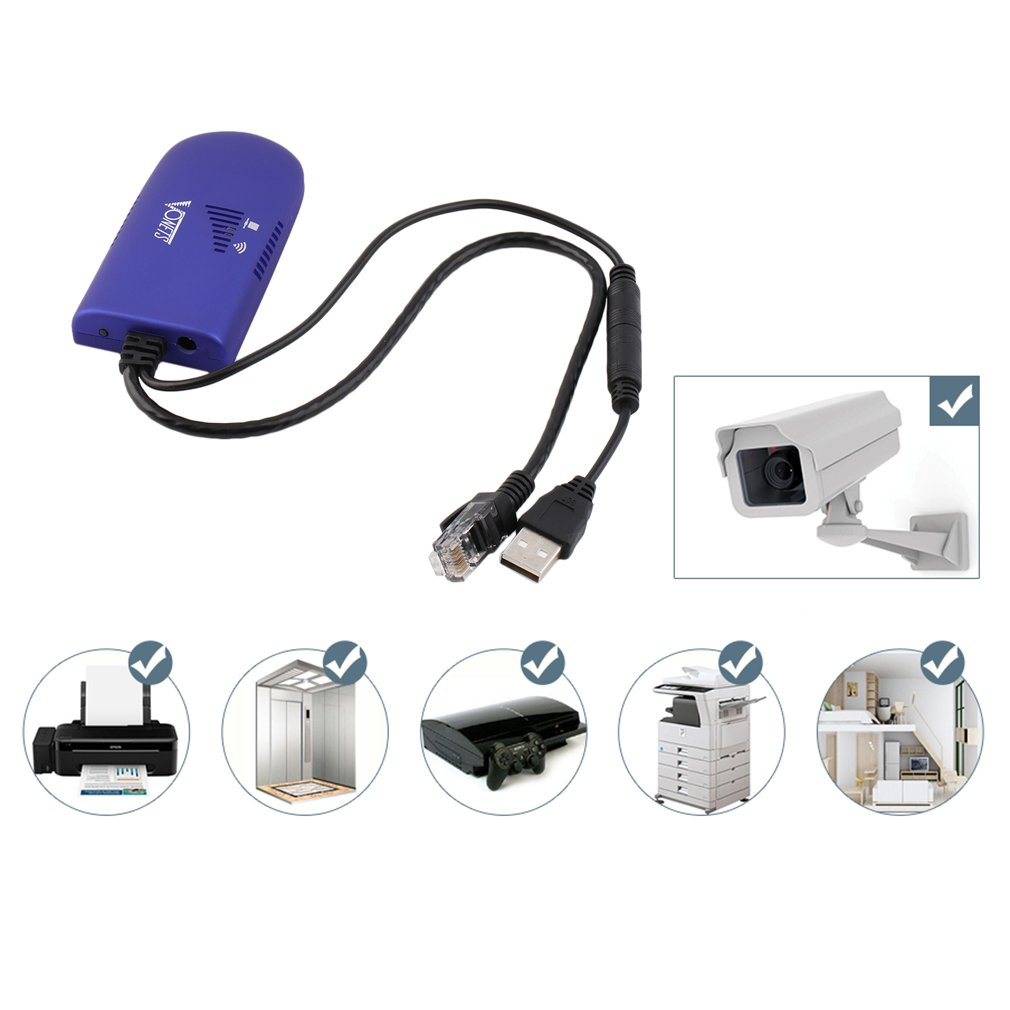 New High Quality VAP11G-300 Wireless Bridge Cable Convert RJ45 Ethernet Port to Wireless/WiFi
