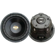 "Lanzar® Maxpro Series Small 4ohm Subwoofer (6.5"", 600 Watts)"
