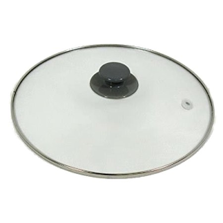 Crock Pot Slow Cooker 5, 6 Quart Round Glass Lid for Rival SCRC507-W