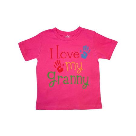 - I Love My Granny Toddler T-Shirt