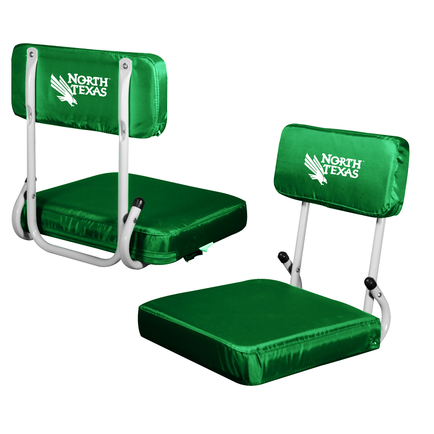 North Texas Mean Green Official NCAA Hard Back Stadium Seat by Logo 187943