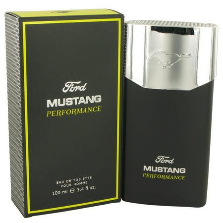 Estee Lauder Mustang Performance Eau De Toilette Spray for Men 3.4 oz