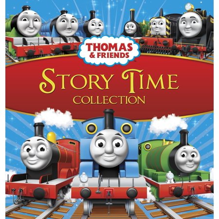 Thomas & Friends Story Time Collection (Thomas & Friends) (Best Time Of Year To Go To Greek Islands)