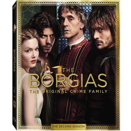 The Borgias: The Second Season (Blu-ray) (Widescreen)