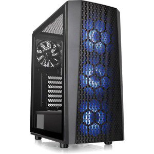 Thermaltake Versa J24 Tempered Glass RGB Edition Mid-Tower