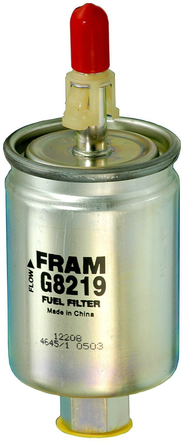 G8219 In-Line Fuel Filter, Fleetguard G3802A In G3 G3583DP of FRAM  consumers Pack InLine No G15 is G8219 Lot Line the 1 2 Filter Gasoline 6  Part.., ...
