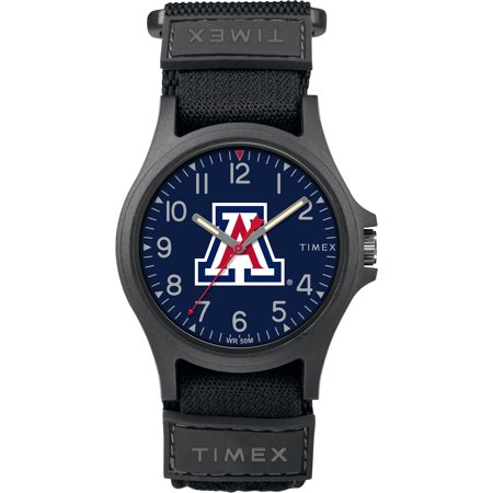 Timex - NCAA Tribute Collection Pride Men's Watch, University of Arizona (University Rookie Watch)