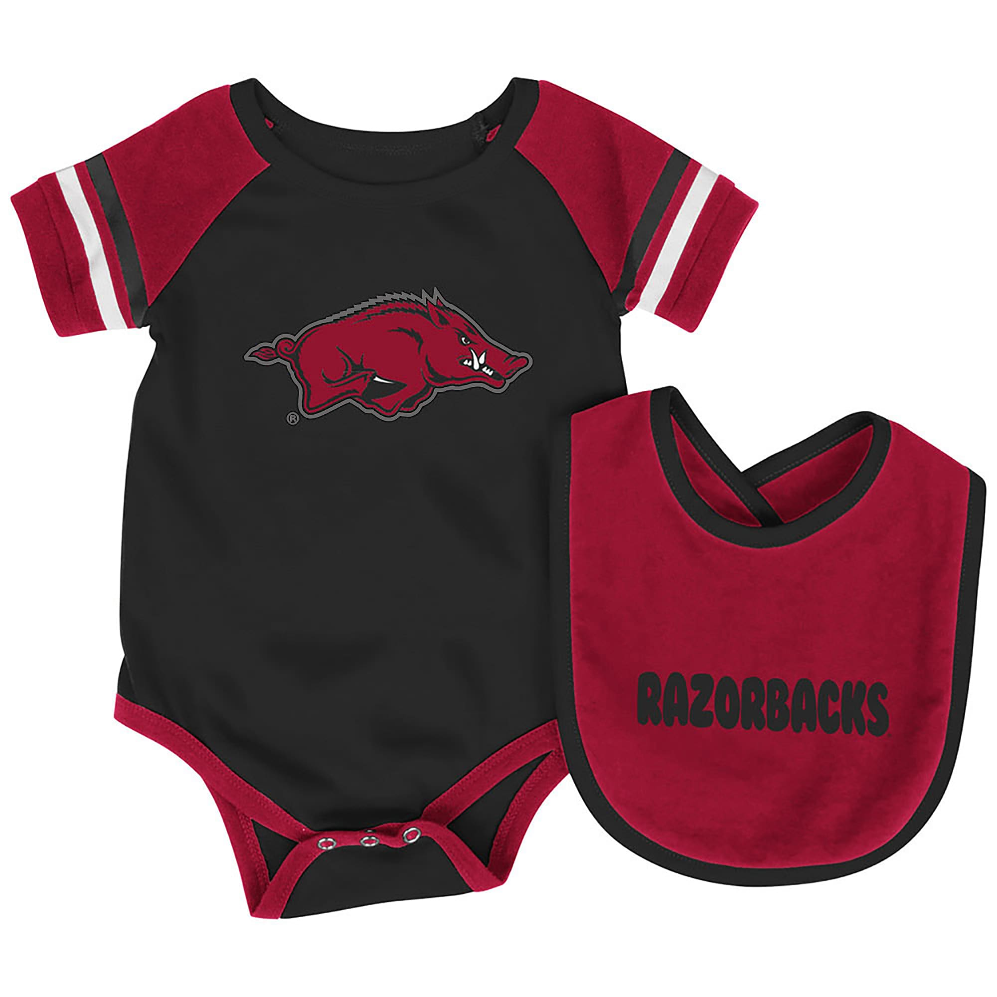 Indiana University Hoosiers Infant Set-One Piece//Bib//Booties--3-6 OR 6-9 Months