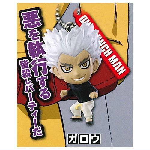 Takara Tomy One Punch Man Keychain Mascot Figure P1 Tatsumaki 戦慄のタツマキ