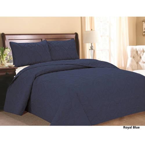 Ocean Star Oversized 3-Piece Bedspread Set