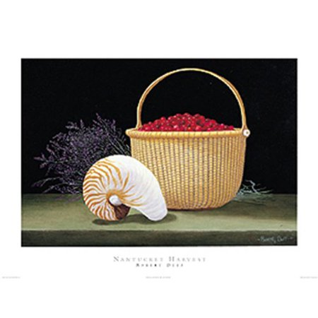 Nantucket Harvest - Nantucket Harvest by Robert Duff 5x7 Art Print Poster