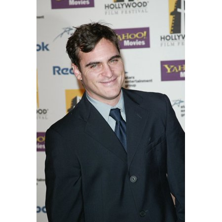 Joaquin Phoenix At Arrivals For 9Th Annual Hollywood Film Festival Hollywood Awards Beverly Hilton Hotel Los Angeles Ca October 24 2005 Photo By Jeremy MontemagniEverett Collection Celebrity (Halloween Festival Los Angeles)