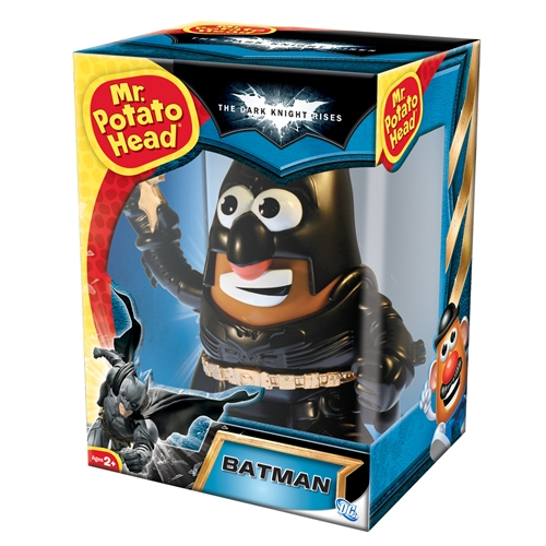 The Dark Knight Rises Batman Mr. Potato Head by