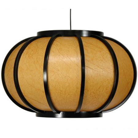 Oriental Furniture Harajuku Hanging Lantern - Oriental Lanterns