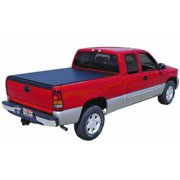 "Truxedo 570601 07-13 Silverado/Sierra 5' 8"" Bed Lo Pro Qt Soft Roll-Up Tonneau Cover"