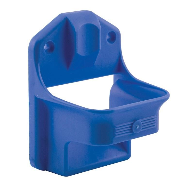 Clipper Keeper Professional Stylist Groomer Barber Holder Organizer Chose Color (Blue)