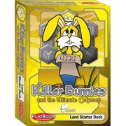 Killer Bunnies Odyssey Land Starter Deck