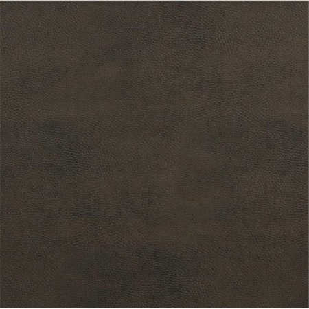 Custom Leather Upholstery - Designer Fabrics G571 54 in. Wide Brown, Upholstery Grade Recycled Leather